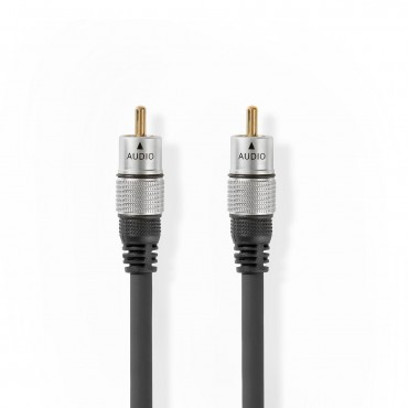 CAGC24170AT: Digital Audio Cable | RCA Male - RCA Male | Anthracite