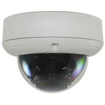 CAM-Di86-281 : HD-SDI / CVBS, 2.1M, 3-Axis Vandal Dome Camera  >> Outlet €35,00 <<