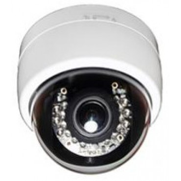 CAM-HL26A : 2MP CMOS 30FPS, IP Dome Camera, 3~9mm lens, IR, PoE