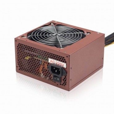 "CCC-PSU400-01: Power supply unit, 400W ATX/BTX, active PFC, 12 cm fan, ""Bronze"" series"