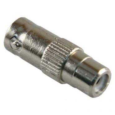 CON215 : BNC female to RCA female connector - 1 pcs - minimum order 10 pieces