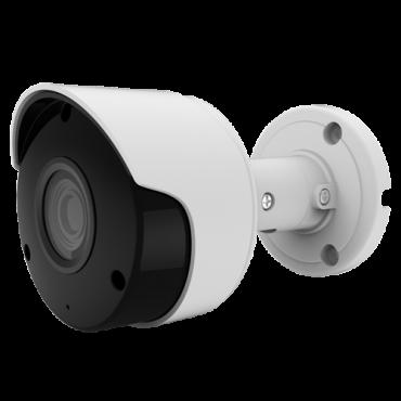 "CAM-020-F4N1: 1080p ECO Bullet Camera - 4 in 1 (HDTVI / HDCVI / AHD / CVBS) - 1/2.7"" SmartSens© SC2235+FM8536E - 2.8 mm Lens - IR LEDs SMD Range 30 m - OSD remote menu from DVR"