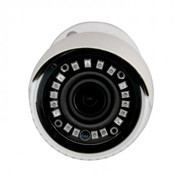 """CV029IB-F4N1 : HDTVI, HDCVI, AHD, CVBS 4n1 Bullet camera, 1/2.7"""" OmniVision© OV2710, Lens 3.6 mm, IR 20m, IP66, OSD remote from DVR"""