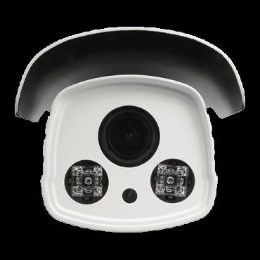 "CV621Z-Q4N1: 5Mpx/4Mpx PRO Bullet camera - 4 in 1 (HDTVI / HDCVI / AHD / CVBS) - 1/2.7"" Omnivision© OV05A10+NVP2477 - 2.7~13.5 mm - motorised AF lens - IR LEDs Array Range 40 m - OSD remote menu from DVR"