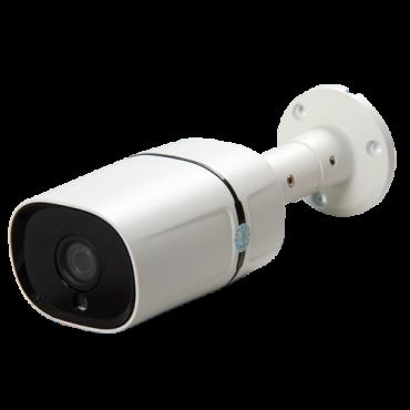 "CAM-730FA-F4N1: 1080p PRO Bullet camera - 4 in 1 (HDTVI / HDCVI / AHD / CVBS) - 1/2.9"" CMOS Sony IMX322 - 3.6 mm Lens - 36 LED's Range 30 m - Remote OSD menu"