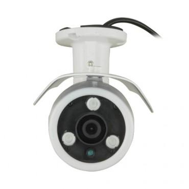 "CV961KIAB-2HAC : HDCVI, CVBS 2n1 Bullet camera, 1000 TVL, 1/3"" Sony© Starvis IMX225, Lens 3.6mm, IR 15m, OSD remote from DVR"