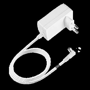 DC12V2A-L: Power supply - Output DC 12 V 2 A - 1 L-angled output - Jack standard - Stabilised - Cable length 1.5m