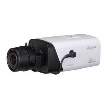 DH-IPC-HF5241EP-E: Dahua, Eco-savvy 4.0 Pro AI series 2MP Starlight box-type camera, WDR (120 dB), (excluding lens), ePoE