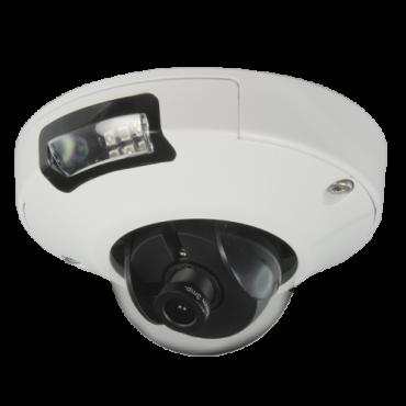 "CAM-809KIB-F4N1: PRO range dome camera 4 in 1 - 1080P (25FPS) - 1/2.7"" Aptina© AR0237 - 3.6mm Lens - LED Range 8 m - OSD Menu"