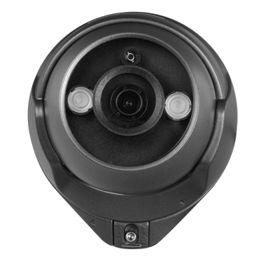 "CAM-821G-Q4N1: HDTVI, HDCVI, AHD and Analogue dome camera - ECO Range - 1/3"" SmartSens 5.0 Megapixel - 3.6 mm Lens - IR LEDs Array Range 30 m - Weatherproof IP66"