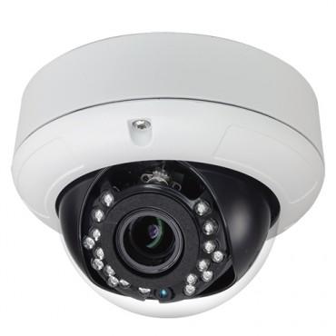 "CAM-935V-2E4N1: 1080p ECO Dome Camera - 4 in 1 (HDTVI / HDCVI / AHD / CVBS) - 1/3"" SOI 2.0Mpx F23+8536H - 2.7~13.5 mm Varifocal lens - IR LEDs Range 20 m - 3DNR"