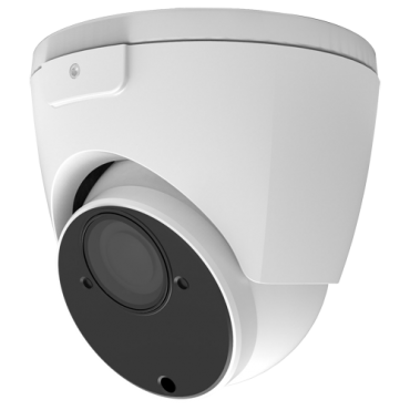 "CAM-940-F4N1: 1080p ECO Dome Camera - 4 in 1 (HDTVI / HDCVI / AHD / CVBS) - 1/2.7"" SmartSens© SC2235+FM8536E - 2.8 mm Lens - IR LEDs SMD Range 30 m - OSD remote menu from DVR"