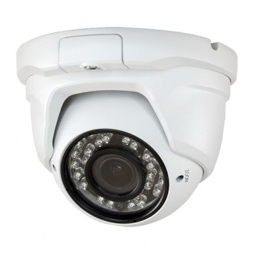 "DM941V2-HAC: Dome camera 720p ECO range - HDCVI output - 1/3 ""1.3 Mpx PAS5130 - 3.6 mm lens - IR LEDs Range 20 m - Waterproof IP66"