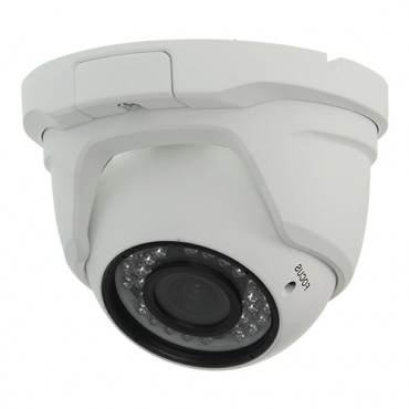 "CAM-955VIB-F4N1: Bullit camera Range 1080p ECO, 4 in 1 (HDTVI / HDCVI / AHD / CVBS), 1/2.7"" OmniVision© 2.0 Mpx OV2710, Lens varifocal 2.8~12 mm, IR 30m, OSD remote from DVR"