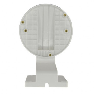 DS-1258ZJ: Wall bracket - For dome cameras - 120 (H) x 111 (W) x 161 (D) - Maximum load 1 Kg - ABS+PC / White colour - Compatible with Hiwatch Hikvision