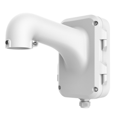 DS-1604ZJ : Wall mount with junction box for speed domes - Aluminium alloy - 355,5 mm (He) x 170,7 (Wi) mm x 255,3 (De) mm - 2150 g
