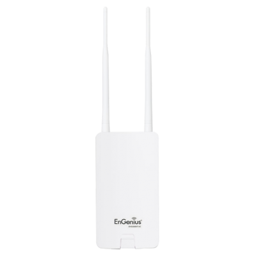 ENS500EXT-AC: EnGenius wireless link - Frequencies 5.15GHz - 5.85 GHz - Supports 802.11ac/a/n - IP55, suitable for exterior - 19 dBi double integrated antenna - Transmission speed up to 867 Mbps