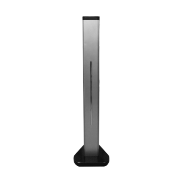 FT-BRACKET-110: Floor stand - Specific for access control - Compatible with FACE-TEMP-T - Cable routes - 1100mm (H) x 260.5mm (W) x 260.5mm (D) - Made of SPCC