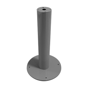 FT-STAND-55: Floor stand - Specific for access control - Compatible with FACE-TEMP-T - Cable routes - 562mm (H) x 330mm (W) x 330mm (D) - Made of steel