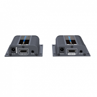 VT-HDMIEXT-POE : HDMI Signal Extender by UTP category 6 - Maximum length 40 metres - Supports resolution 1080p - Supports PoE