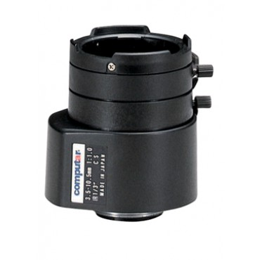 "TG3Z0312FCS-MPIR: Megapixel Varifocal lens 1/3"" 3-8mm"