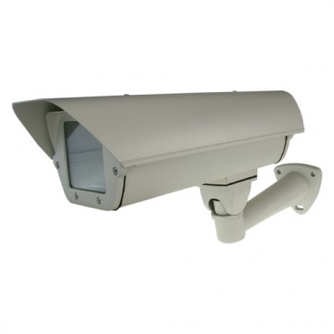 HS350W : Protection housing, Aluminum alloy, Weatherproof, Ventilation & Heating 12VDC