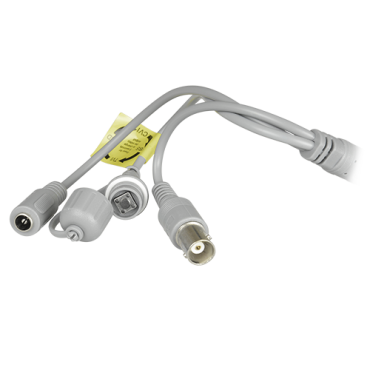 HWT-T110-P-0360: Hikvision Dome Camera - 720p ECO / 3.6 mm Lens - 4 in 1 (HDTVI / HDCVI / AHD / CVBS) - High Performance CMOS - EXIR 2.0 IR range 20 m - OSD remote menu from DVR
