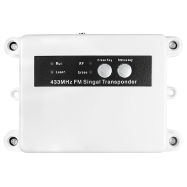 IB-SH-REP: Solar infrared barrier repeater - Up to 50 wireless devices - Signal range up to 1000m - Up to 4 sequential repeaters - It allows to expand the coverage area