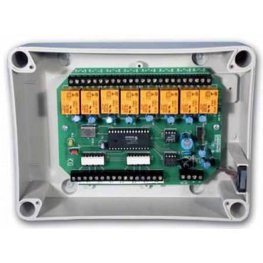 IO8-ELA+ : Output / Input expansion card