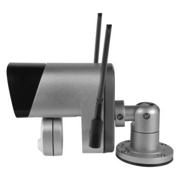 IPB503A-2TW: 2 Megapixel IP WiFi Camera - Body temperature measurement - Accuracy ± 0.3ºC - Measuring distance up to 1.5m - Connection with Smartphone app - ONVIF for connection to NVR