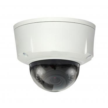 IPC-HDBW3100: 1.3Megapixel Water-Proof & Vandal-Proof IR Network Dome Camera