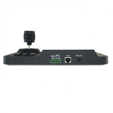 KB1010 : Keypad for control of 3D speed domes - Half duplex RS-485 communication