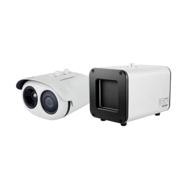 KIT-PANDA-BLACKBODY: Precise Body Temperature Measurement System - Facial recognition: Search by faces and characteristics - Thermographic Camera: 400x300 Vox | 8mm Lens - Blackbody for automatic calibration and ensuring accuracy - High Accuracy ±0.3ºC