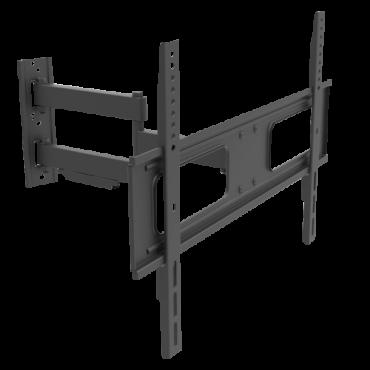 "LCD3770A: Bracket for LCD monitor - Wall installation - 30º Inclination 180º Rotation - Wall separation 60~473 mm - Maximum load 50 Kg - Screens 37""~70"""