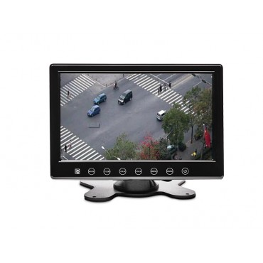 MNT-7: Excellent image quality (up to Full HD) - Input: HDMI, VGA and RCA - Desktop, flush and wall mountable