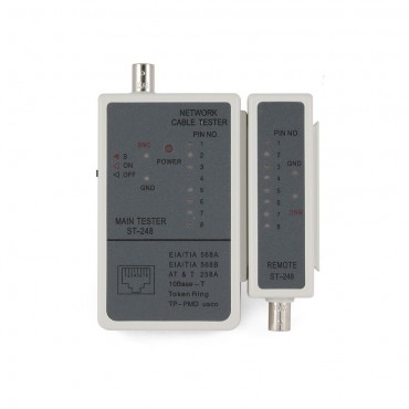 NCT-1 : Cable tester for RJ45 & RG58