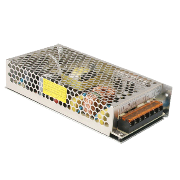 PD-180-12: Switching Power Supply - Input AC 100~240 V - DC Output 12 V / 15 A (180W) - Adjustable output 11,5~13,9 V - Protected against surges and current peaks