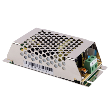 PD-30-12: Switching Power Supply - Input AC 100~240 V - DC Output 12 V / 2,5 A (30W) - Adjustable output 11,4~12,6 V - Protected against surges - and current peaks