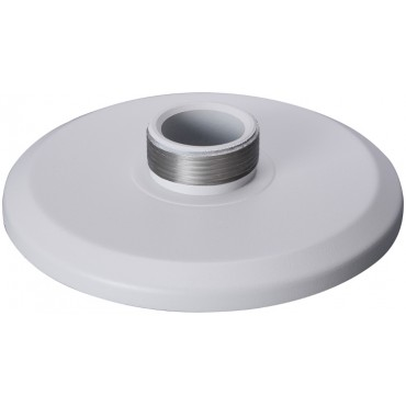 PFA102 : X-Security - Ceiling support - For motorised dome cameras - Made of aluminum - 37 (He) x 169 (Ø) mm - Cable pass