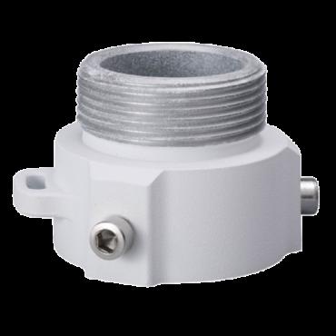 PFA111 : X-Security - Adapting screw - For speed domes - Aluminium alloy - 49 (He) x 60 (Ø) mm - 250 g