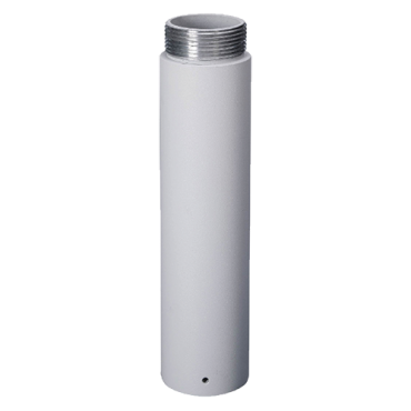 PFA112 : X-Security, Extension for Ceiling Mount, Suitable for motorized domes, Aluminium alloy, Suitable for outdoor, 220 (H) x 63 (Ø) mm