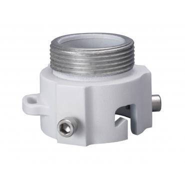 PFA114 : X-Security, Thread adapter, For motorized domes, Aluminium alloy, 50 (H) x 60 (Ø) mm, 250g