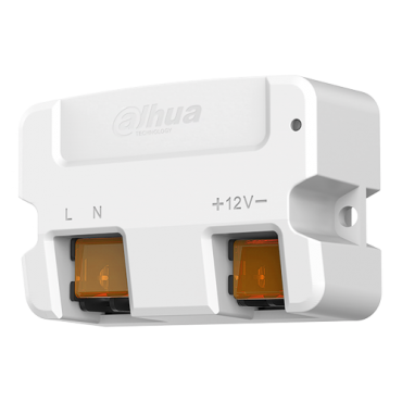 PFM320D-015: Branded Power Adapter - DC 12 V / 1500 mA - Reduced dimensions - 52(H) x 77(W) x 30(D) mm - Stabilised - Easy installation