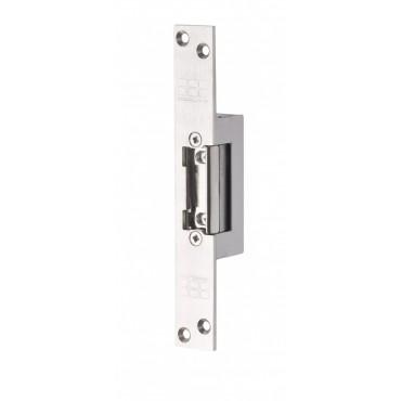 ML-R11U-12: Electrical doorstrike - 12VDC Fail Safe - mortice - 3250N holdingforce - with short frontplate