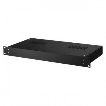 "RCG-21/SW: 19"" Server Case - black - 1U - Universal - Dimensions (h/w/d) 42.5 x 432 x 218mm"