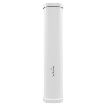 SA5219: MIMO sector antenna 2x2 - Frequency 4.9GHz ~ 6GHz - Range up to 3 Km - IP55, rated with wind-speeds up to 200Km/h - Integrated 19 dBi Dual-Lineal antenna - Compatible with ENS500EXT