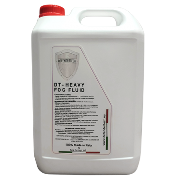 SANY-BASIC50: Defendertech - Liquid refill - 5.0L - Specially for disinfectant sprayers