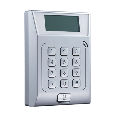 SF-AC3001KEM-IP: Access Control - EM card and keyboard - 3.000 users / 10.000 registers - TCP/IP and Relay - Integrated controller - Safire Control Center-software