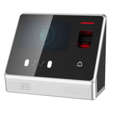 SF-AC3062KMFR-IP: Access and Presence Control - Face recognition, fingerprint and Mifare card - 1.600 faces, 2.500 cards and 50.000 records - TCP/IP, USB and WiFi - Integrated controller - Software Safire Control Center AC
