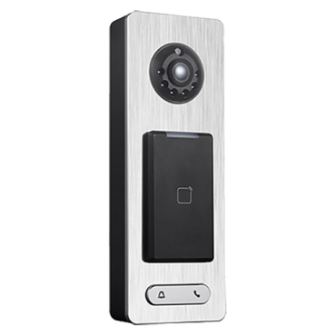 SF-AC3121MF-IPC: Access Control - Built-in video intercom - Capacity of 50.000 cards and 200.000 logs - TCP/IP and WiFi - Integrated controller - Software Safire Control Center AC